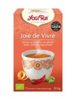 Yogi Tea Joie De Vivre à SAINT-MARCEL