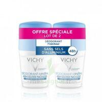 Vichy Déodorant Sans Sels D'aluminium 48h 2 Billes/50ml à SAINT-MARCEL