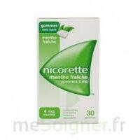 Nicorette 4 Mg Gom à Mâcher Médic Sans Sucre Menthe Fraîche Plq/30gom à SAINT-MARCEL