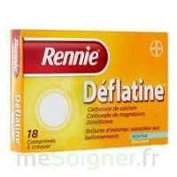 Rennie Deflatine Sans Sucre, Comprimé à Croquer édulcoré Au Sorbitol à SAINT-MARCEL