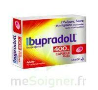 Ibupradoll 400 Mg Caps Molle Plq/10 à SAINT-MARCEL