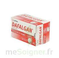 Dafalgan 1000 Mg Comprimés Effervescents B/8 à SAINT-MARCEL