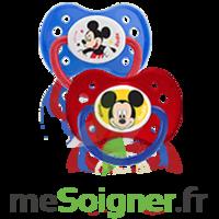 Dodie Disney Sucette Anatomique Silicone +6mois Mickey Lot/2 à SAINT-MARCEL