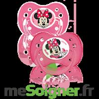 Dodie Disney Sucette Anatomique Silicone +6mois Minnie Lot/2 à SAINT-MARCEL