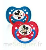 Dodie Disney Sucettes Silicone +18 Mois Mickey Duo à SAINT-MARCEL