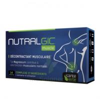 Nutralgic Muscle Comprimés Décontractant Musculaire B/14 à SAINT-MARCEL