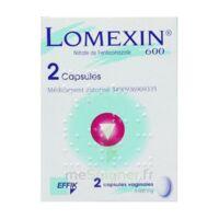 Lomexin 600 Mg Caps Molle Vaginale Plq/2 à SAINT-MARCEL