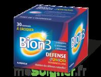 Bion 3 Défense Junior Comprimés à Croquer Framboise B/30 à SAINT-MARCEL
