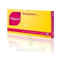 Oligosol Manganèse Solution Buvable En Ampoule 14amp/2ml à SAINT-MARCEL