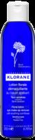 Klorane Soins Des Yeux Au Bleuet Lotion Florale Démaquillante 200ml à SAINT-MARCEL