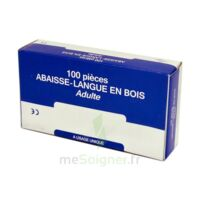 Cooper Abaisse-langue Bois Adulte B/100 à SAINT-MARCEL