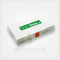 Stéribox Kit Prévention Et Hygiène Pour Les Toxicomanes Avec Seringues 100ui/ml à SAINT-MARCEL