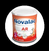 Novalac Ar 2 Lait En Poudre Antirégurgitation 2ème âge B/800g à SAINT-MARCEL