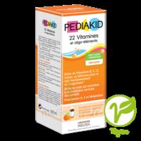 Pédiakid 22 Vitamines Et Oligo-eléments Sirop Abricot Orange 125ml à SAINT-MARCEL