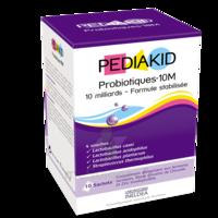 Pédiakid Probiotiques 10m Poudre 10 Sachets à SAINT-MARCEL