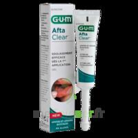 Gum Aftaclear Gel Aphtes Lésions Buccales 10ml à SAINT-MARCEL
