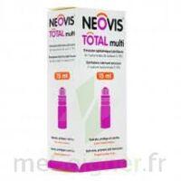 Neovis Total Multi S Ophtalmique Lubrifiante Pour Instillation Oculaire Fl/15ml à SAINT-MARCEL