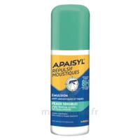 Apaisyl Répulsif Moustiques Emulsion Peaux Sensibles 90ml à SAINT-MARCEL
