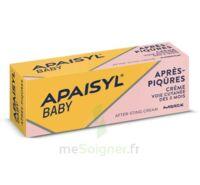 Apaisyl Baby Crème Irritations Picotements 30ml à SAINT-MARCEL