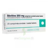 Bevitine 250 Mg Cpr Enr Plq/20 à SAINT-MARCEL