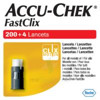 Accu-chek Fastclix Lancettes B/204 à SAINT-MARCEL