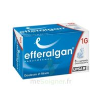 Efferalganmed 1 G Cpr Eff T/8 à SAINT-MARCEL