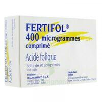 Fertifol 400 µg Cpr Plq/90 à SAINT-MARCEL
