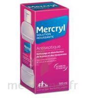 Mercryl Solution Pour Application Cutanée Moussante Blanc Fl/300ml à SAINT-MARCEL