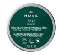 Nuxe Bio Déodorant Baume Fraîcheur 24h Toutes Peaux Pot/50g à SAINT-MARCEL