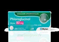 Phloroglucinol Mylan 80 Mg, Comprimé Orodispersible à SAINT-MARCEL