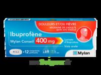 Ibuprofene Mylan Conseil 400mg, Comprimés Pelliculés à SAINT-MARCEL