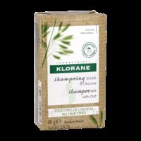 Klorane Capillaire Shampooing Solide Avoine B/80g à SAINT-MARCEL