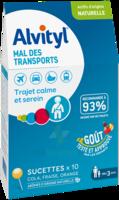 Alvityl Sucette Mal Des Transports B/10 à SAINT-MARCEL