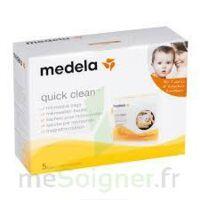 Medela Quick Clean, Bt 5 à SAINT-MARCEL