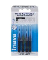Inava Brossettes Mono-compact Noir Iso 0- 0,6mm à SAINT-MARCEL