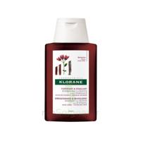 Klorane Quinine + Edelweiss Bio Shampooing 200ml à SAINT-MARCEL
