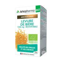 Arkogélules Levure De Bière Revivifiable Bio Gélules Fl/150 à SAINT-MARCEL