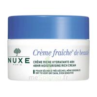 Crème Fraiche® De Beauté - Crème Riche Hydratante 48h Et Anti-pollution50ml à SAINT-MARCEL