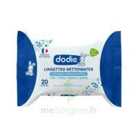 Dodie Lingette Nettoyante Dermo Apaisante 3 En 1 Sachet/20