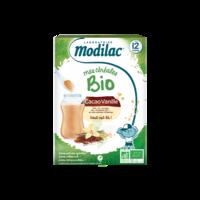 Modilac Céréales Farine Cacao Vanille Dès 12 Mois B/250g à SAINT-MARCEL