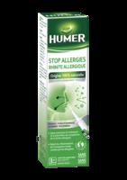 Humer Stop Allergies Spray Nasal Rhinite Allergique 20ml à SAINT-MARCEL