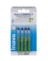 Inava Brossettes Mono-compact Vert Iso 6 2,2mm à SAINT-MARCEL
