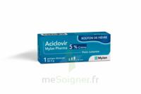Aciclovir Mylan Pharma 5%, Crème