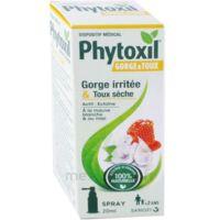 Phytoxil Gorge Et Toux Spray Fl/20ml à SAINT-MARCEL