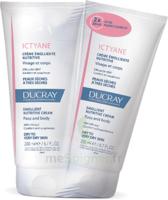 Ducray Ictyane Crèmes Duo 2 X 200ml à SAINT-MARCEL