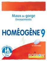 Boiron Homéogène 9 Comprimés à SAINT-MARCEL