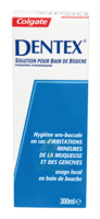Dentex Solution Pour Bain Bouche Fl/300ml à SAINT-MARCEL