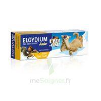 Elgydium Age De Glace Pâte Dentifrice Tutti Frutti Junior 7/12ans 50ml à SAINT-MARCEL