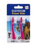 Elgydium Recharge Pour Brosse à Dents électrique Age De Glace Power Kids à SAINT-MARCEL