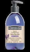 Le Comptoir Du Bain  Savon Traditionnel De Marseille Olive-lavande 500ml à SAINT-MARCEL